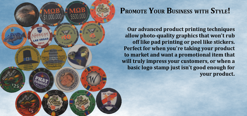 Promote your business with style!